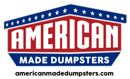 AMERICAN MADE DUMPSTER with domain-01