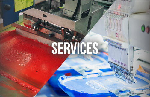 Screen Printing, Embroidery, Banners, Stickers and Promotional Products | CSP Central Screen Printing